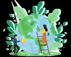 Ecosistemul este o parte esentiala a ecologiei.