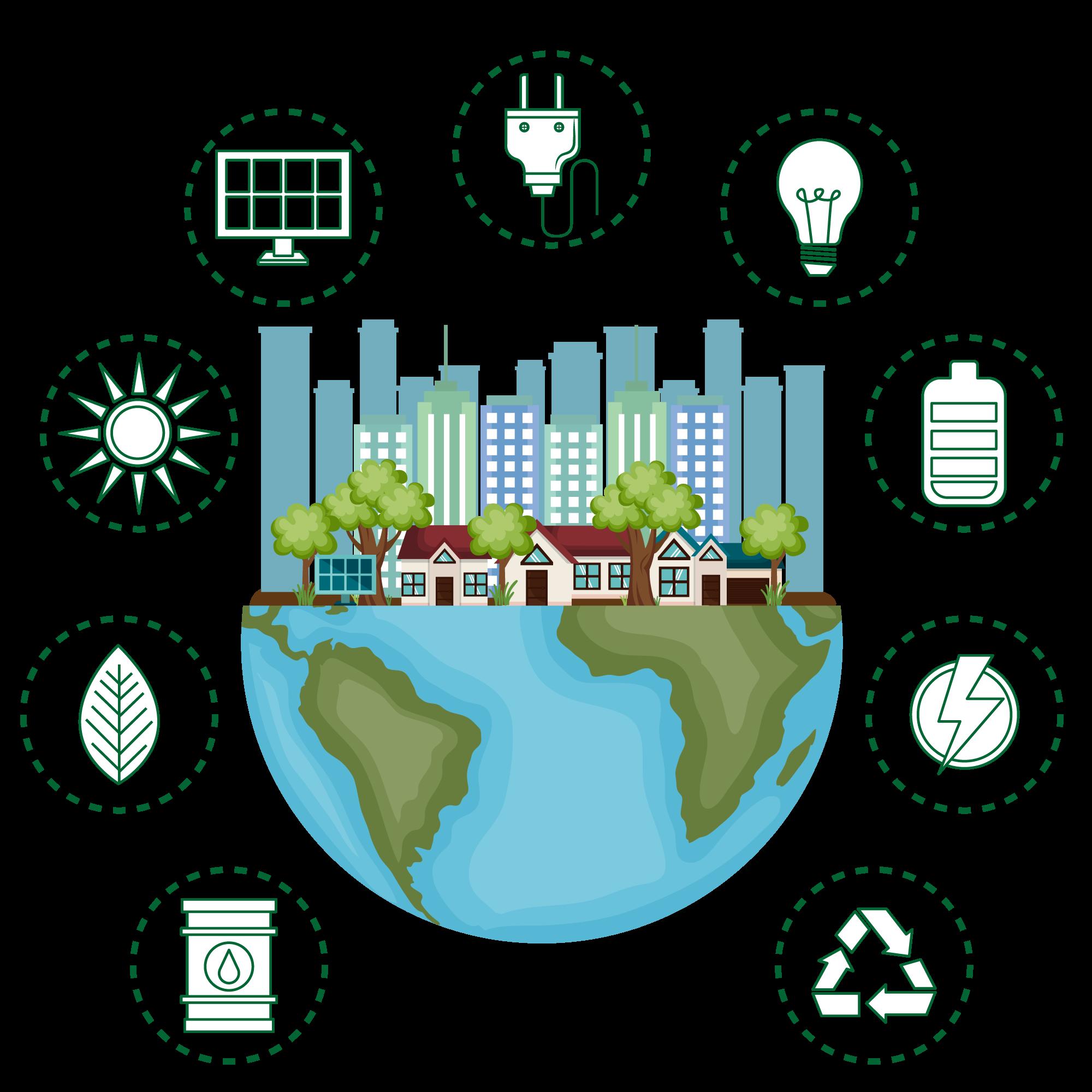 Un alt modul al training-urilor pentru ecologie este reprezentar de resursele planetei Terra.